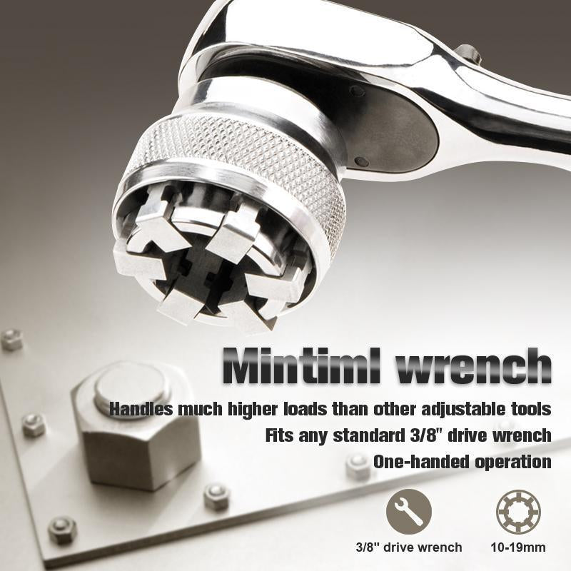 (Last Day Promotion 60% OFF) - Mintiml Wrench