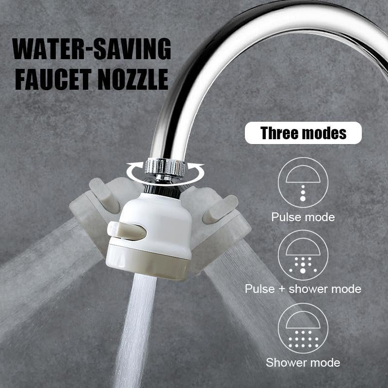 🔥 ON SALE 🔥 360 DEGREE ROTATING FAUCET
