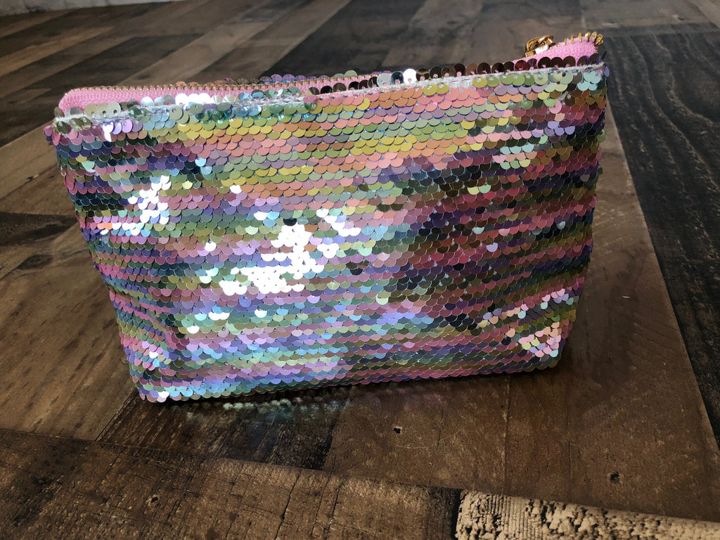 Sequin Mermaid Bag