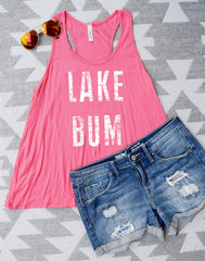 Lake Bum Summer Tank
