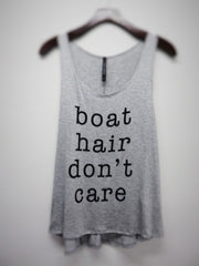 Boat Hair Dont Care Tank