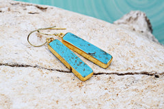 Turquoise Bar Jewelry