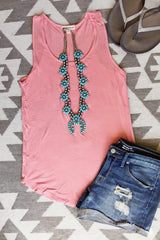 Soft Easy Fit Tank