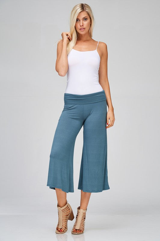 Favorite Gaucho Capri Lounge Pants