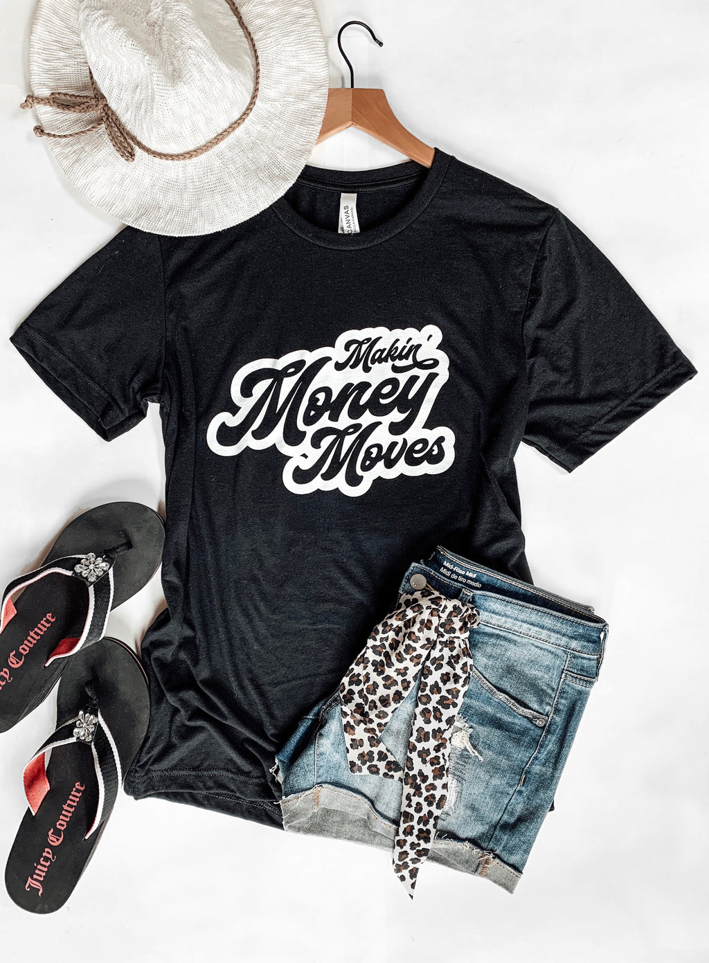 MAKIN' MONEY MOVES TEE