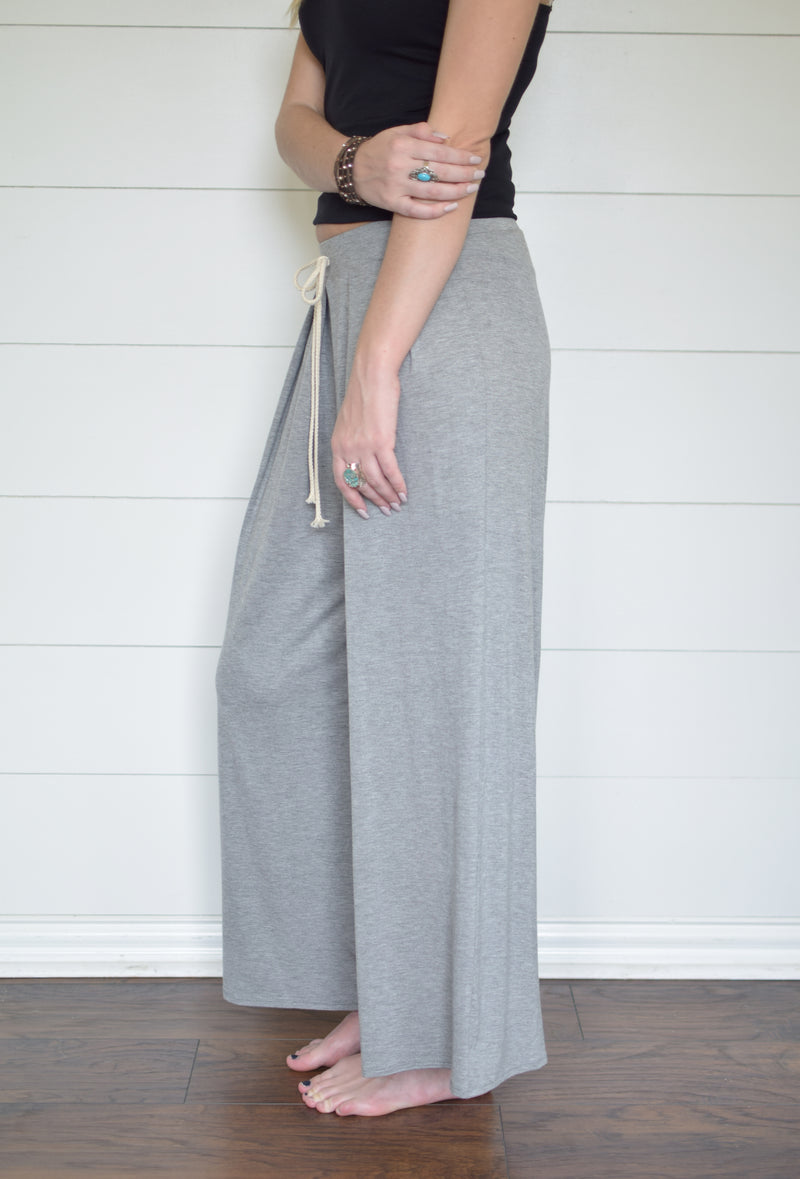 NORAH PLEATED PANTS