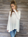 Thumb Hole Tunic Top!