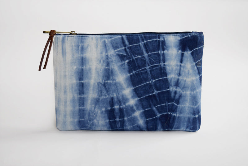 Tie Dye Summer Clutch | 2 Style Prints