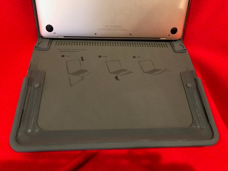 SoftShell MacBook 12 Case
