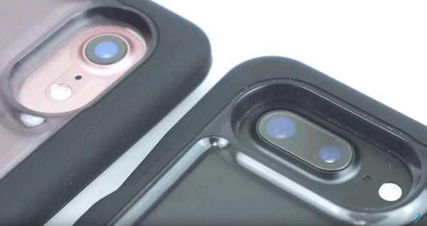 iPhone 8 Case Review - cameras