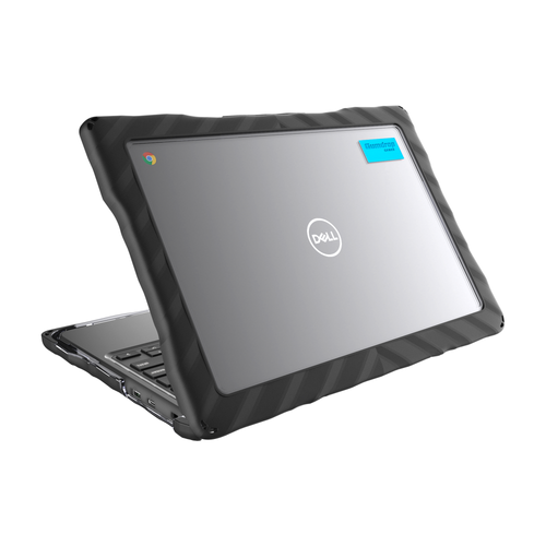 DropTech for Dell 3100 Chromebook (Clamshell) - Black 1