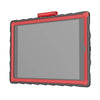 droptech rugged ipad 6th gen case - 2 - black/red main