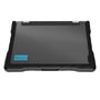 DropTech Lenovo 300e Chromebook Case Intel Gen2 2 - Black