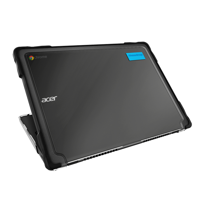 SlimTech for Acer Chromebook 712/C871 - Black 1