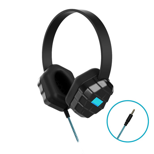 DropTech B1 Headphones - Hero Black
