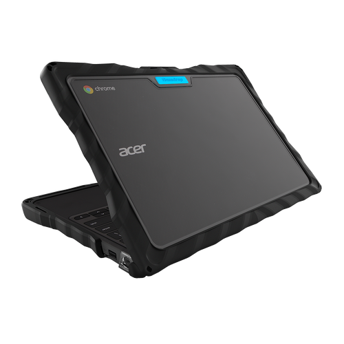 DropTech for Acer Chromebook 311/C722 - Black - Hero image