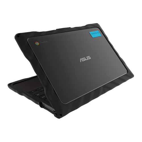 DropTech ASUS Chromebook C204E - Black 1