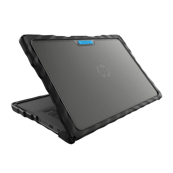 DropTech for HP Chromebook 14 G6 - Black