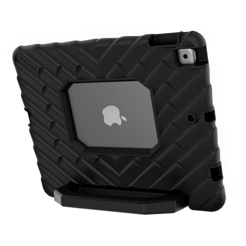 FoamTech for iPad 10.2-inch (7th Gen and 8th Gen) - Black - Back Hero