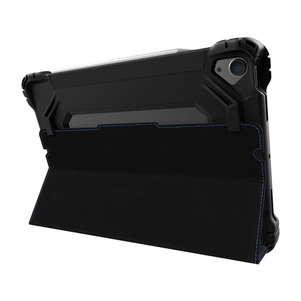 Hideaway Folio for iPad 10.9-inch - Black - Back Hero