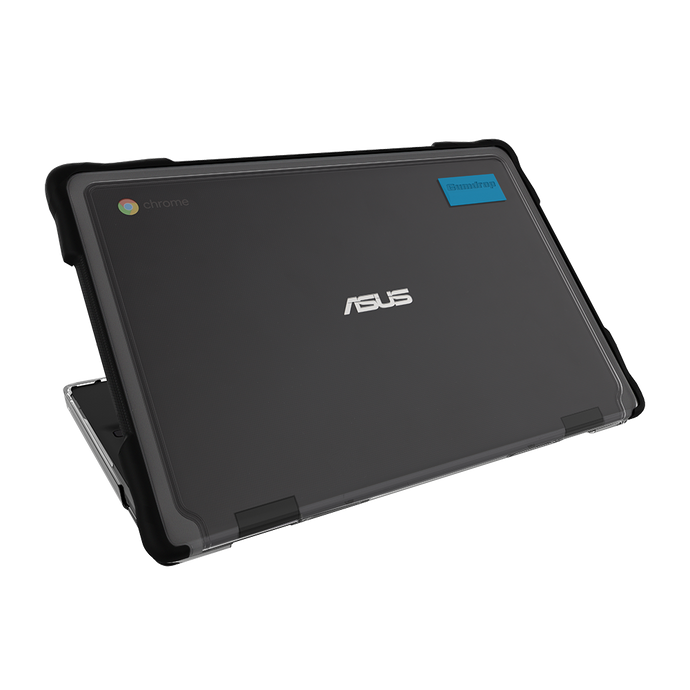 SlimTech for ASUS Chromebook C204EE - Black 1