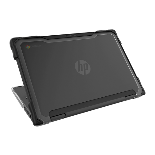 SlimTech for HP Chromebook x360 11 G4 EE - Black - Hero