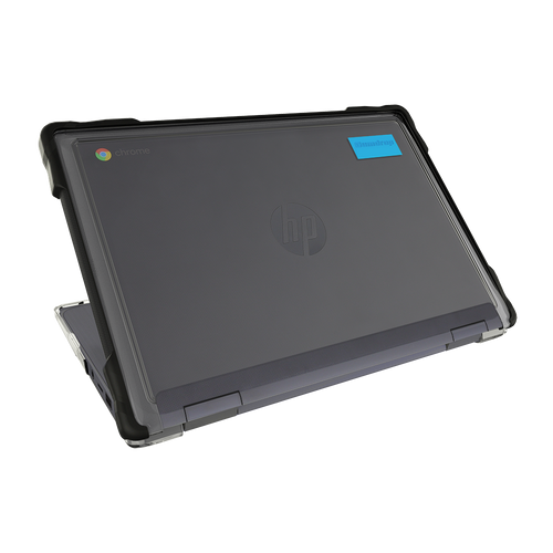 SlimTech for HP Chromebook x360 11 G3 EE - Black - Hero