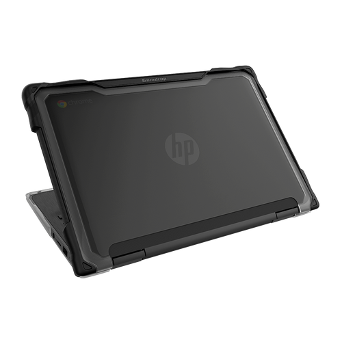 SlimTech for HP Chromebook x360 11MK G3 EE - Black - Hero