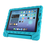 FoamTech for iPad 10.2-inch (7th Gen and 8th Gen) - Gumdrop Blue - Front Hero