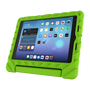 FoamTech for iPad 10.2-inch (7th Gen and 8th Gen) - Lime Green - Front Hero