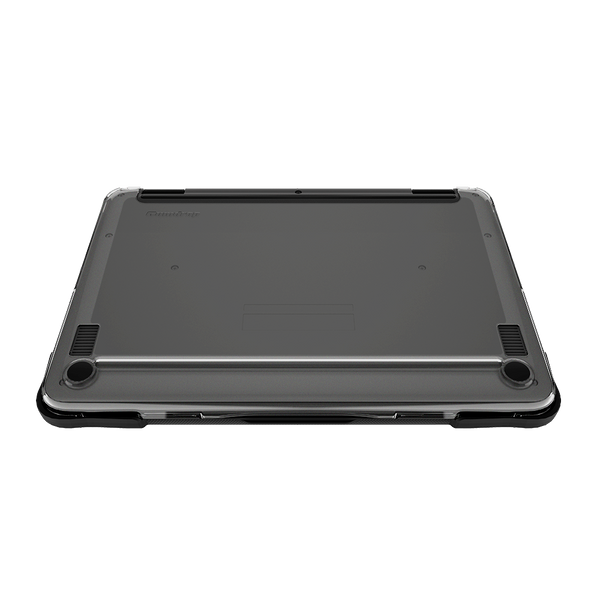 SlimTech for Dell Chromebook 3100 (2-in-1) - Bottom View - Black