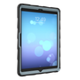 DropTech Clear for iPad 10.2-inch - Black/Smoke 3