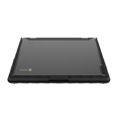 DropTech Lenovo 500e Chromebook Case Gen 2 Hero - Black