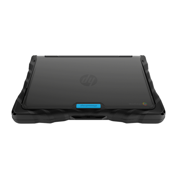 DropTech for HP Chromebook x360 11 G4 EE - Black - Top