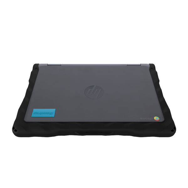 DropTech for HP Chromebook x360 11 G3 EE - Black 3