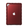 DropTech Clear for iPad 10.2-inch - Red 2