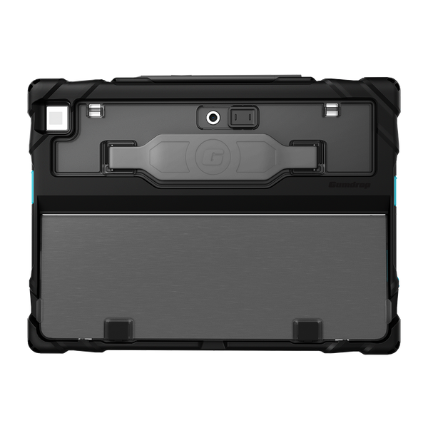 DropTech for Dell 7210 Latitude 12-inch (2-in-1) - Black - Back