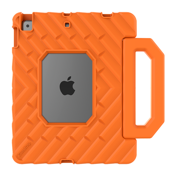 FoamTech for iPad 10.2-inch (7th Gen and 8th Gen) - Orange - Back