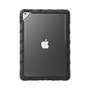 DropTech Clear for iPad 10.2-inch - Black/Smoke 2
