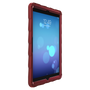 DropTech Clear for iPad 10.2-inch - Red 5