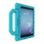 FoamTech for iPad 10.2-inch (7th Gen and 8th Gen) - Gumdrop Blue - Left (Angle)