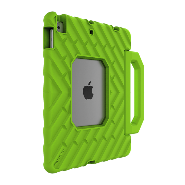 FoamTech for iPad 10.2-inch (7th Gen and 8th Gen) - Lime Green - Right (Angle)