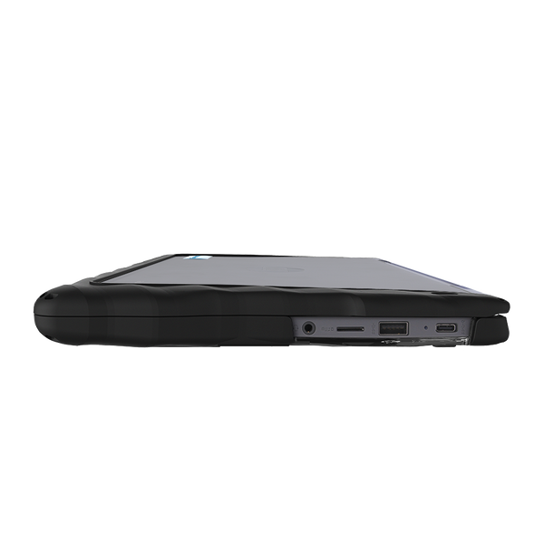 DropTech for HP Chromebook x360 11 G3 EE - Black 6