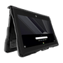 DropTech for HP Chromebook x360 11 G4 EE - Black - Tent