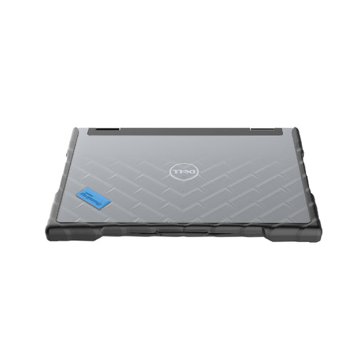 DropTech Dell 3390 2-in-1 Latitude Case - Black 1