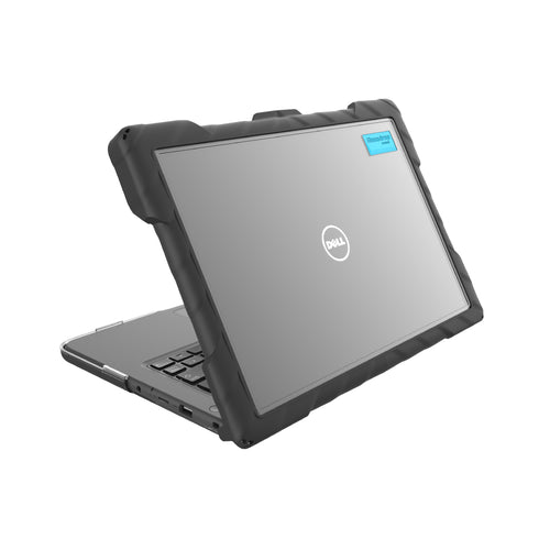 DropTech Dell 3300 13 Latitude Case - Black Main