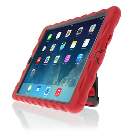 iPad Air case - Red/Black main