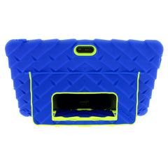 Dell 5130 case - Royal Blue/Lime 4