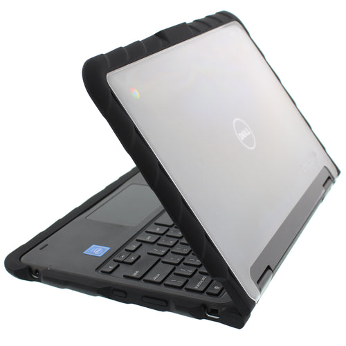 DropTech Dell Chromebook 11-inch 3180 (non-touch) Case - Black