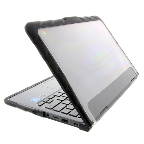 HP Chromebook 360 case - Black main